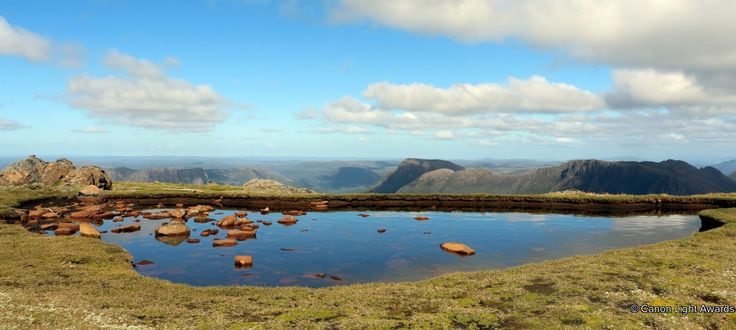 Stillness on top of Mt Ossa Tasmania | Canon Light Awards