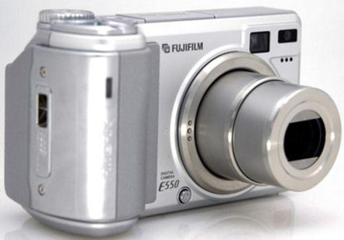 FUJIFILM FINEPIX E550 SERVICE & REPAIR MANUAL