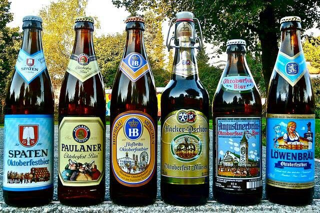 Besides meeting chicks in Germany, I would drink some German beer! ::: Oktoberfest @Stephania Silveira Wuesthoff