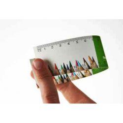 Linjal 20cm Flexi med fototrykk