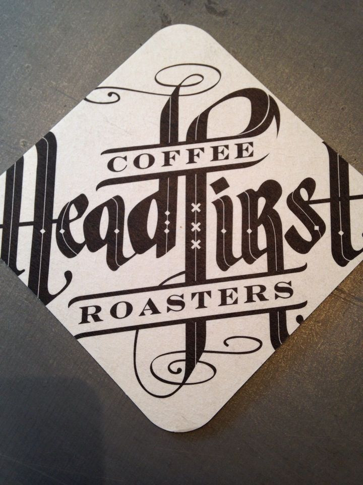 Headfirst Coffee Roasters in Amsterdam, Noord-Holland