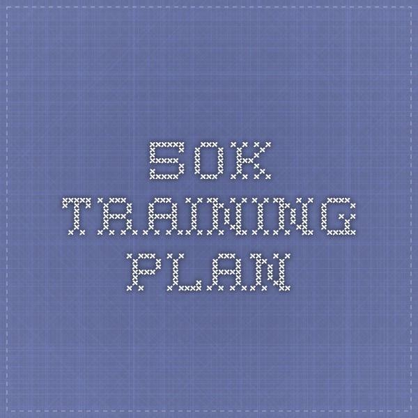 50k training plan                                                       …