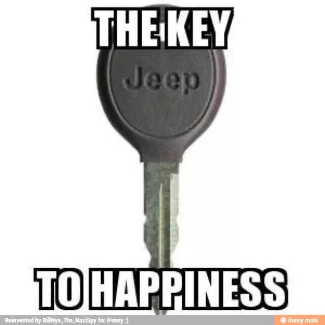 One day I will hold this key!