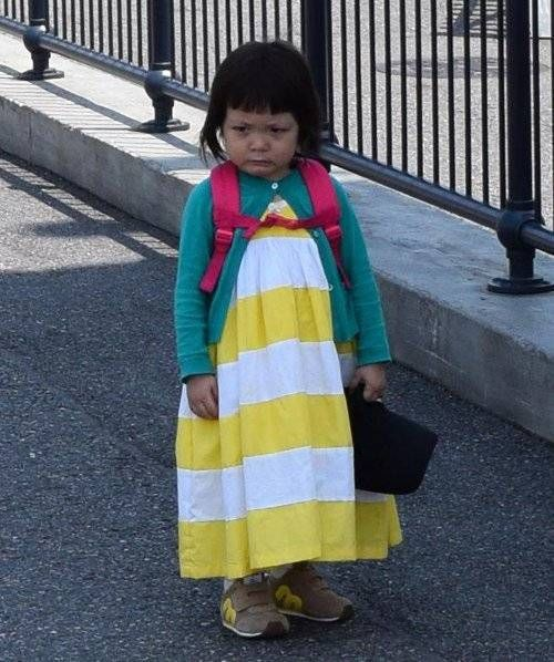 추사랑 Choo Sarang proves cute even when angry | http://www.allkpop.com/article/2014/06/choo-sarang-proves-cute-even-when-angry