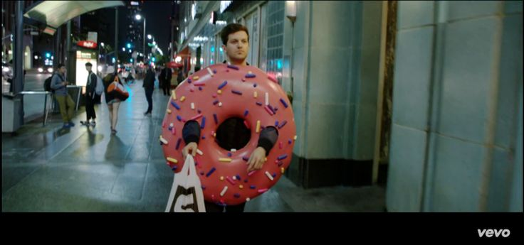 Dillon Francis stars as a donut in this 15 minute short film