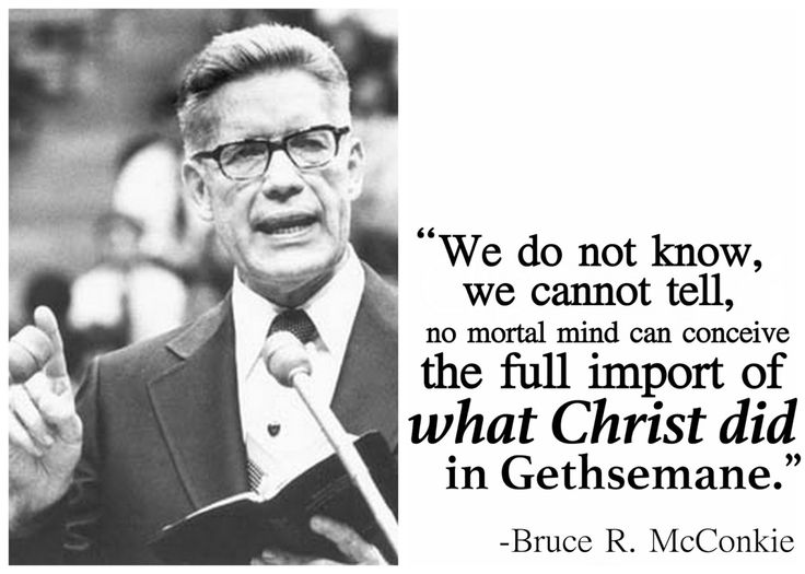 What I Learned from Bruce R. McConkie and Joseph Fielding Smith | Latter-day Thoughts