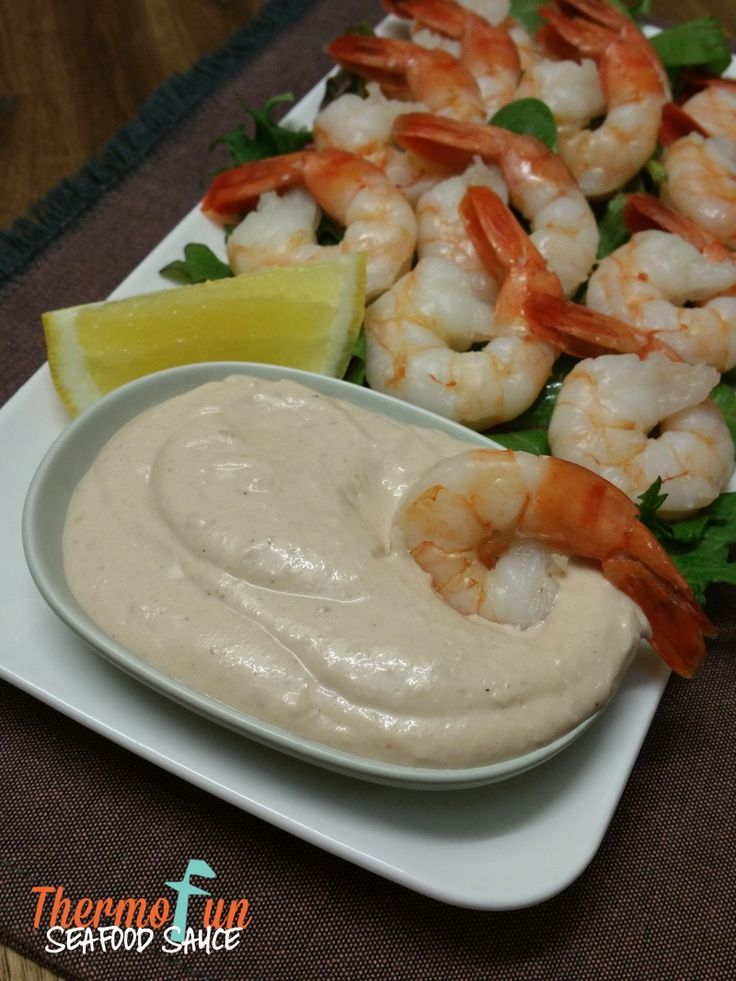 Seafood Sauce Recipe This seafood sauce I made simply came about from not having any in my fridge!!  So I jumped on the internet and many sites recommended a very basic recipe of mixing mayo and tomato sauce and a few drops of tabasco!   Too easy!  bimby