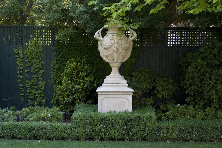 Brighton, Melbourne, Australia - Paul Bangay is one of Australia's most high profile landscape designers.