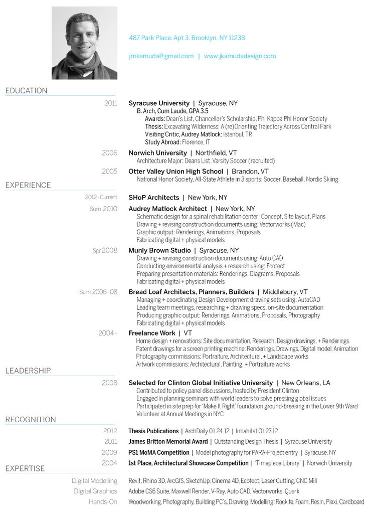 Architecture Design Resumes best 25+ curriculum vitae examples ideas only on pinterest | cv