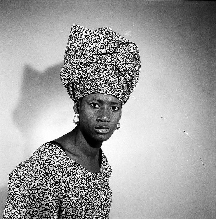 Malick Sidibe | Mírame y sé color