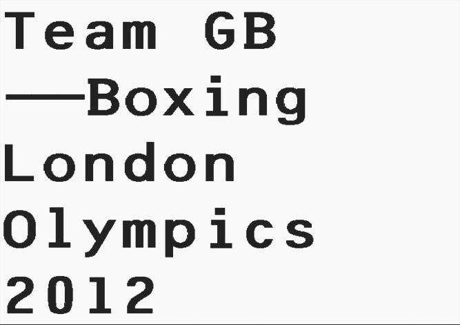 Confira este projeto do @Behance: \u201cTeam GB Boxing Squad / London Olympics 2012\u201d https://www.behance.net/gallery/4724697/Team-GB-Boxing-Squad-London-Olympics-2012