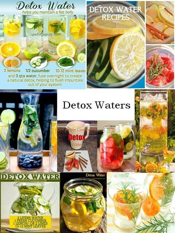 Detox Water Ideas