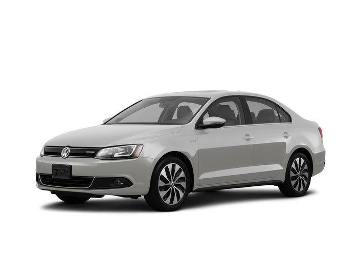 2013 Volkswagen Jetta Hybrid Information