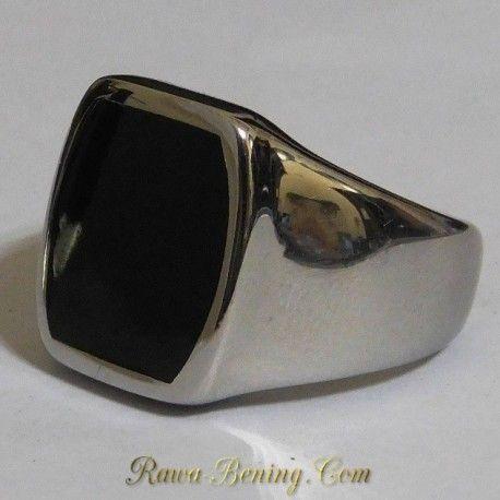 Cincin Casual Pria Ring 7US