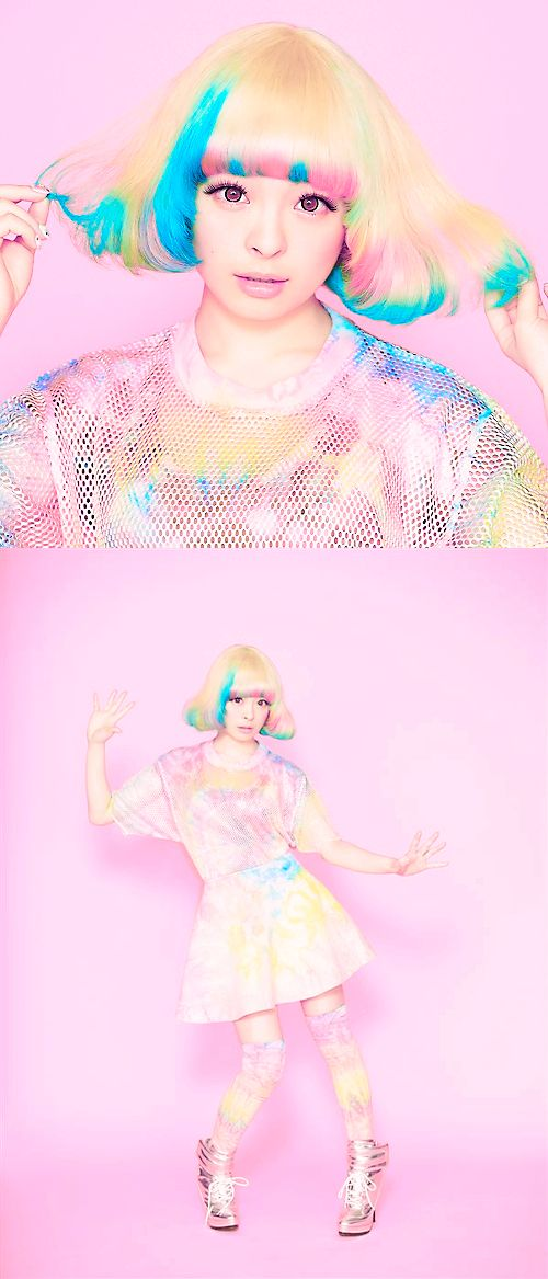 Kyary Pamyu Pamyu, she's so cute!