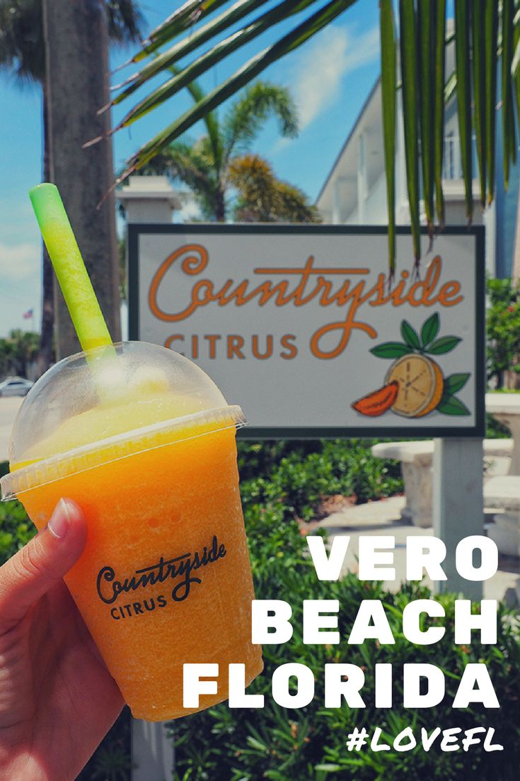 If you're interested in visiting a quiet coastal beach town, Vero Beach is the place you want to be. The town should be on the top of your bucket list.