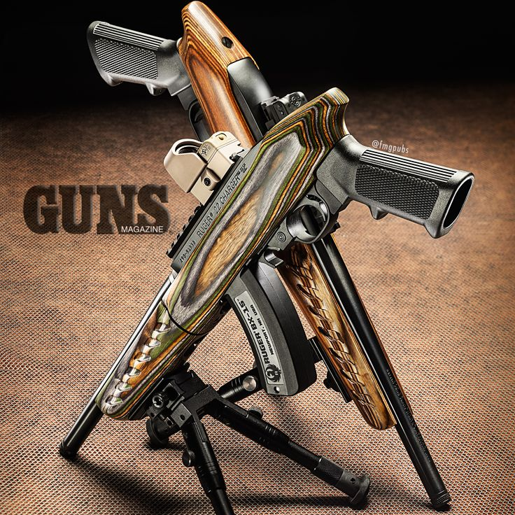 Ruger's New Charger 10/22 Handguns | Charger Standard | Charger Takedown | GUNS Magazine Combat .22 Rimfire 2015 Special Edition | CLICK HERE: http://www.fmgpubs.com/22book | #ruger #charger #handgun #pistol