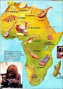 """Résultat de recherche d'images pour """"instruments musique africain"""""""