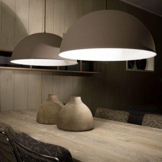 koperen hanglamp hala