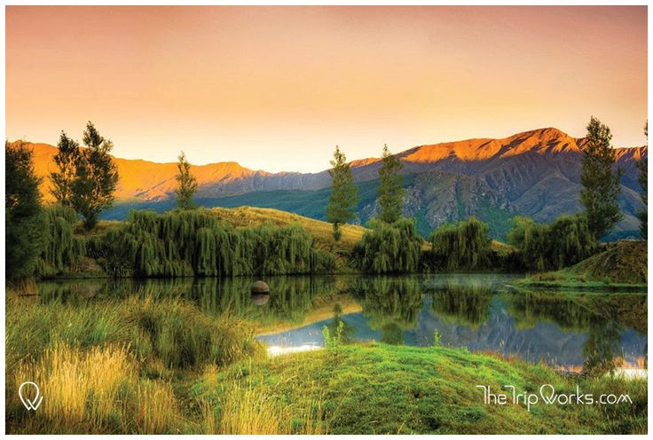 Some of the gorgeous scenery you'll see when in #NewZealand