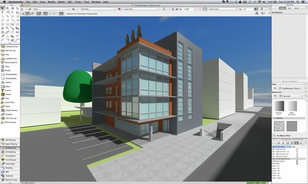 Vectorworks 3d Modelling is the new sunshine in the market of animation and developing, and suggests a broader strategy for the students on theoretical and practical terms.