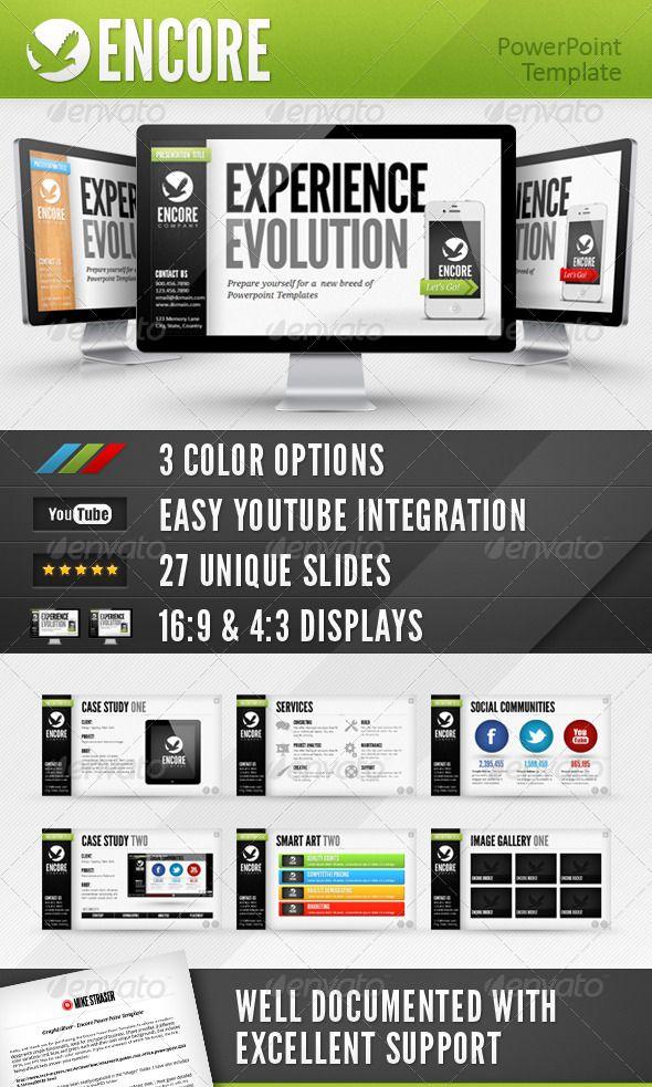 109 best BIZ Presentations images on Pinterest Project - interactive powerpoint template