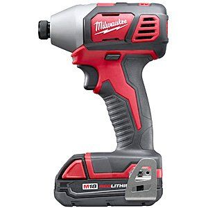 Milwaukee 2656-21 M18 1/4 Hex Impact Driver Review https://cordlesscircularsawreview.info/milwaukee-2656-21-m18-14-hex-impact-driver-review/