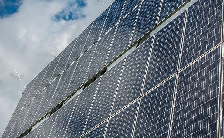 Did you know that sunlight is a renewable energy resource that provides energy and electricity produced by solar panels? Contact us for information on our solar equipment!