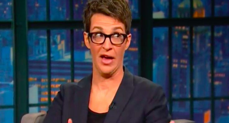 WATCH: Rachel Maddow lays out the 'spooky' connection between Russian hacking and GOP voter data