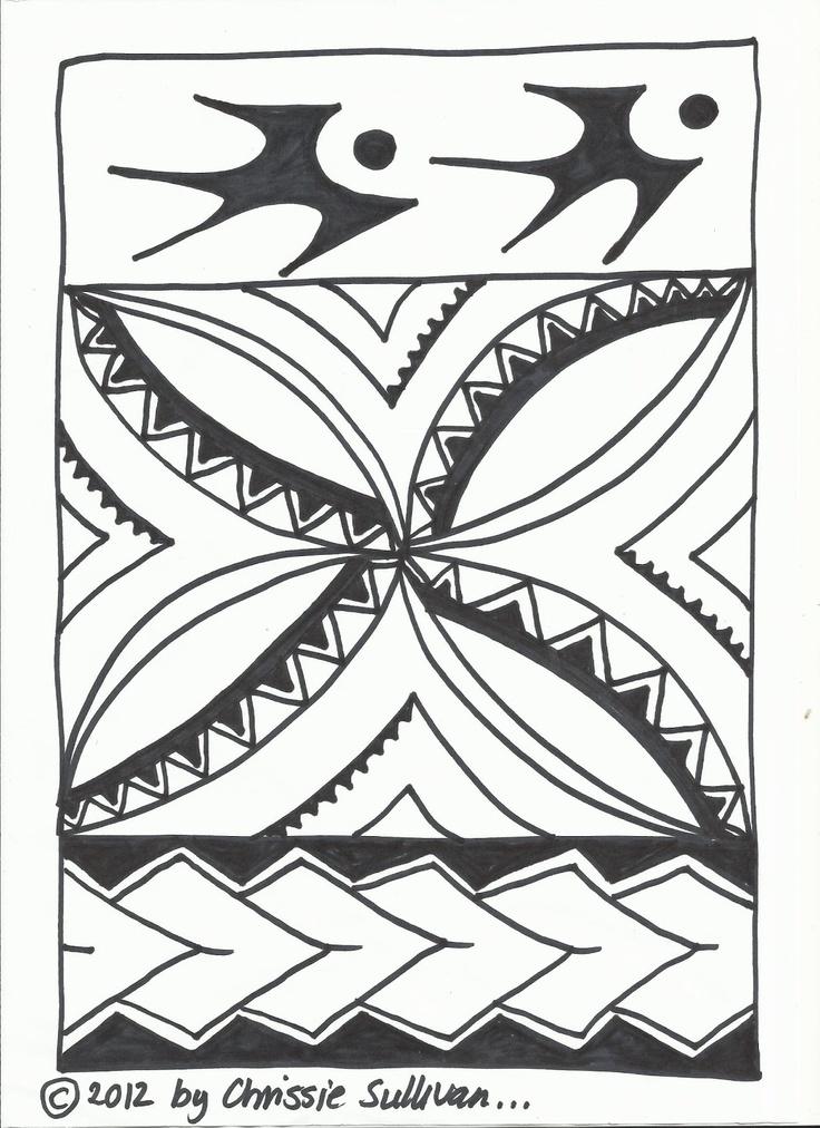 Middle-Senior:  Maori Design Resource Kit, Samoan Design Resource Kit  - suitable for Year 2-8 Primary/Intermediate.  $25