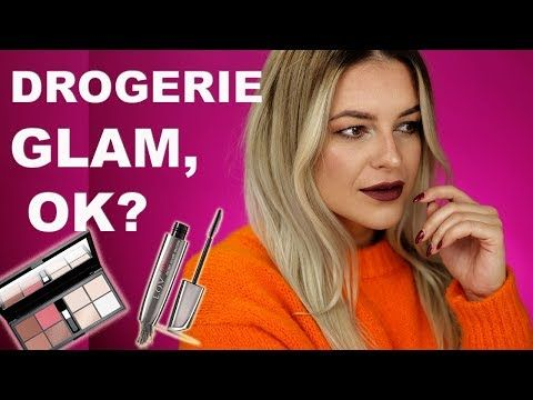 FULL FACE Makeup using only ... DROGERIE Makeup | GLAM BÄM | Diana Delo http://makeup-project.ru/2017/11/05/full-face-makeup-using-only-drogerie-makeup-glam-bam-diana-delo/