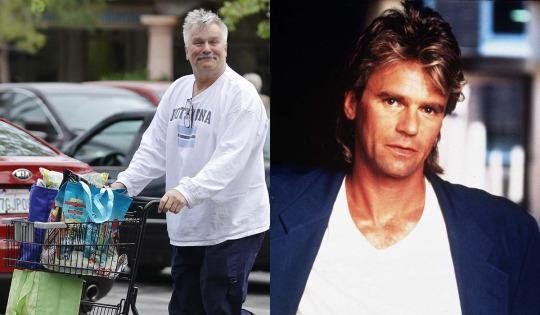 This Is What MacGyver Star Richard Dean Anderson Looks Like Today - Yahoo Movies Canada