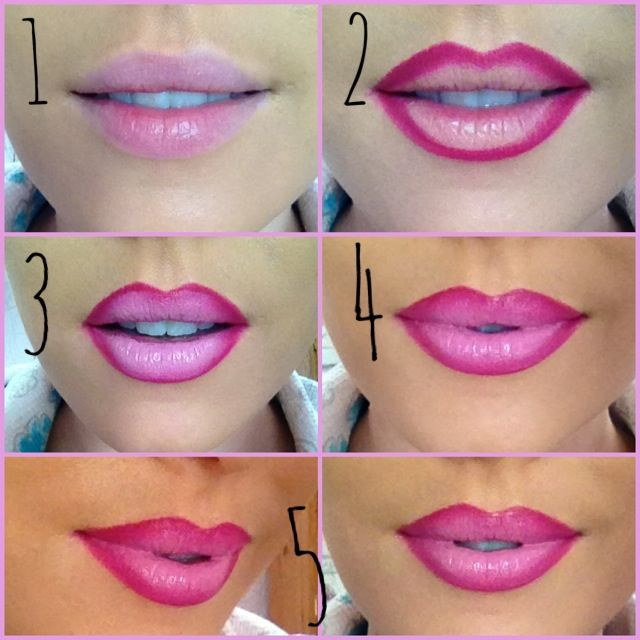 Different Makeups Of Kiss: 101 Best Kiss, Kiss- Bright Pinky Lips Images On Pinterest