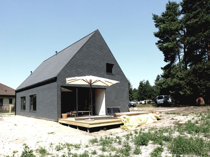 We design houses