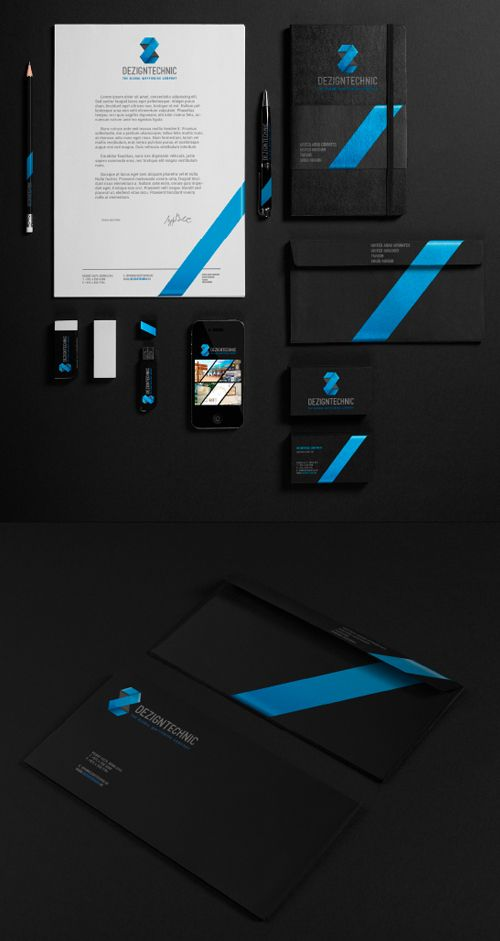 corporate identity flyer badge leaflet booklet file cover and stationary