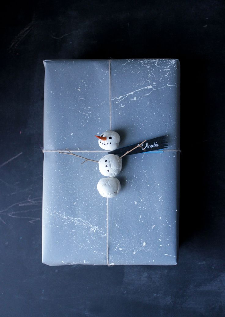 Miss Amelia and I did a fun craft this week. Together we made a fun snowman gift topper for Christmas... Read more »
