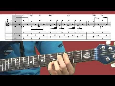 Apprendre jouer blackbird la guitare cours de musique guitar tuto pinterest watches - Apprendre la guitare seul mi guitar ...