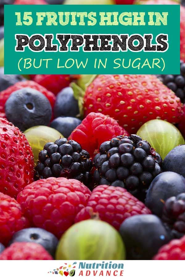The Top 100 Foods High In Polyphenols in 2020   Fruits ...