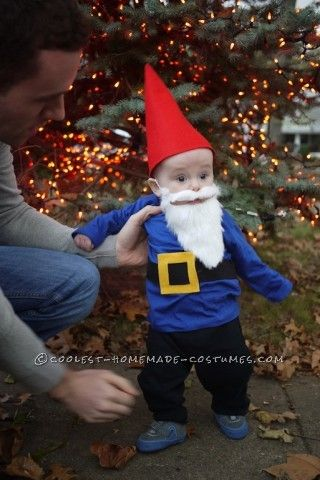 Cutest Baby Gnome Costume