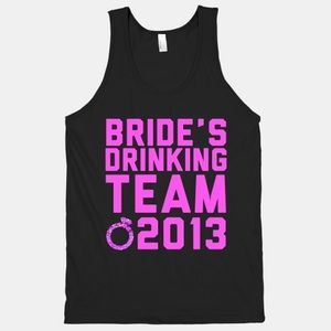"""She said """"yes!"""" and that means one thing: time to get crunk! Throw on your best party dress 'cause if the bridal shower is for mom and grandma, then and the hen party is all about the BFFs!When it comes to planning your night, or multiple nights, of bachelorette party debauchery we'..."""
