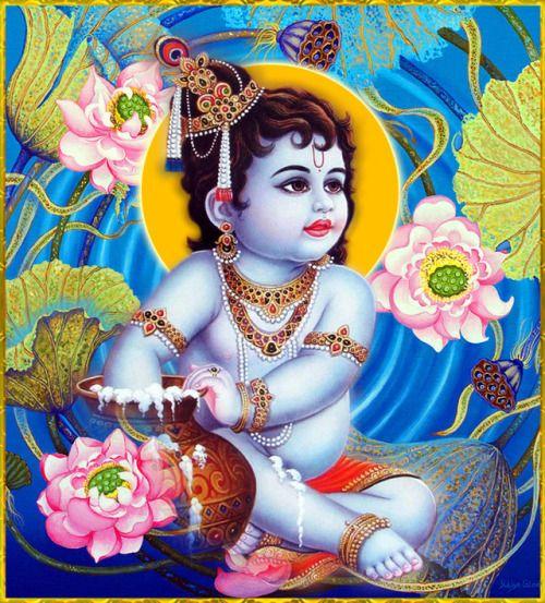 🌺 ☀ MAKHAN CHOR KRISHNA ☀ 🌺  http://careforcows.org/  Hare Krishna Hare Krishna Krishna Krishna Hare Hare  Hare Rama Hare Rama Rama Rama Hare Hare