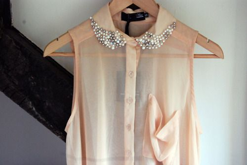 #r29summerstyle Love sheer and sparkle