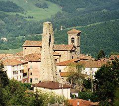 La Fragola -a torre di Castel di Casio