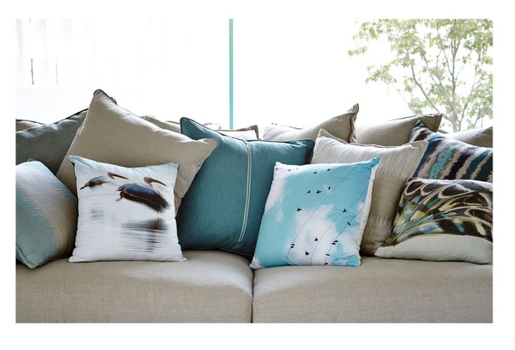 Relax and unwind with cool and refreshing pastels of mint, lilac and blue. Listen to your heart, feed your soul and open up your home to these soft subtle shades of Spring. Click here to view page 17 of 'Retreat', our new collection, now: http://www.home.co.za/collections/Retreat.aspx?page=17