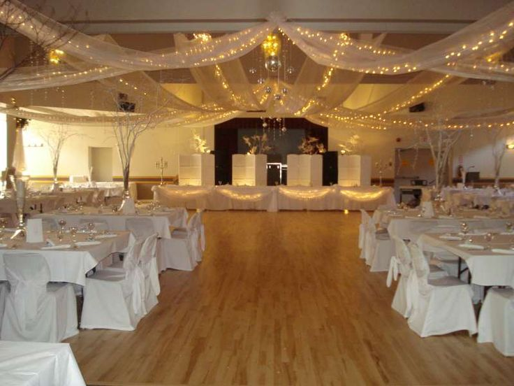 Decorating Ideas For Wedding Halls: 34 Best Images About Transform An Ugly Space For Events On
