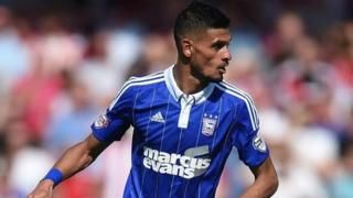Ipswich Town's Kevin Bru given second driving ban
