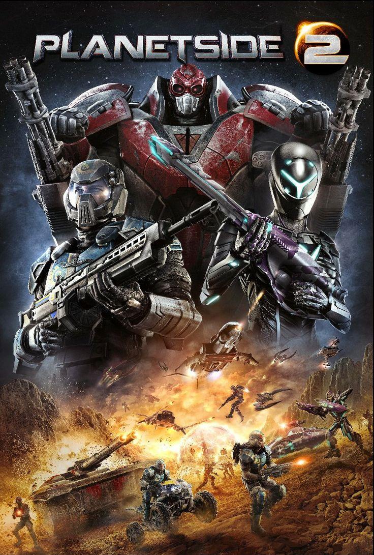 Planetside 2, PS4, Sony Online Entertainment Release: 1. HJ 2014