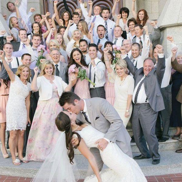Family Wedding Pictures Etiquette   ... Groom   Wedding Planning, Ideas & Etiquette   Bridal Guide Magazine