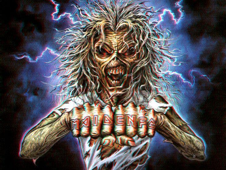 Iron Maiden Eddie | Tributo a Eddie (iron maiden)