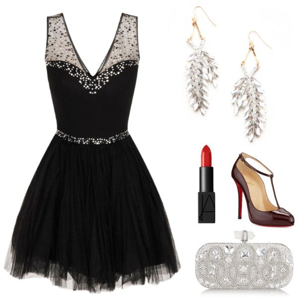 """""""New Year Eve's Sparkling Outfits"""" by jeweltalks on Polyvore"""